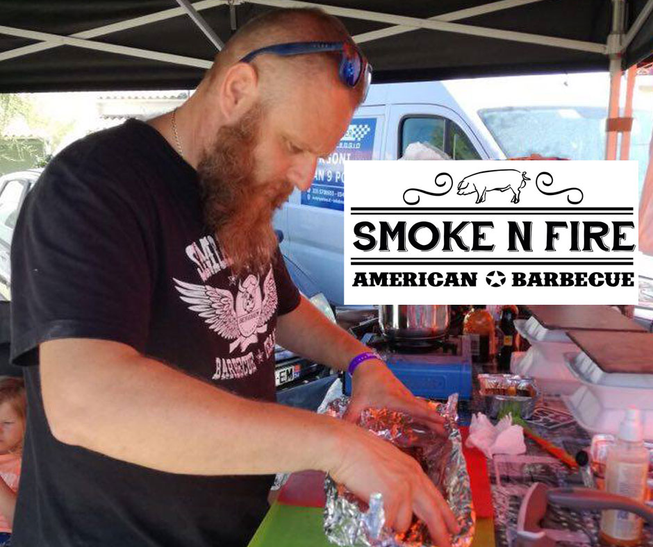 10° Smoke 'n' Fire BBQ Team