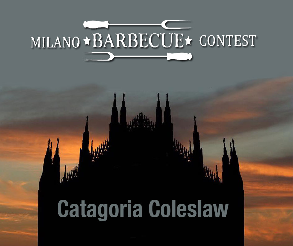 West Virginia Coleslaw: per la prima volta in un contest bbq a Milano