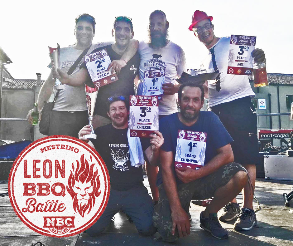 Leon BBQ Quick Battle, Mestrino (PD)