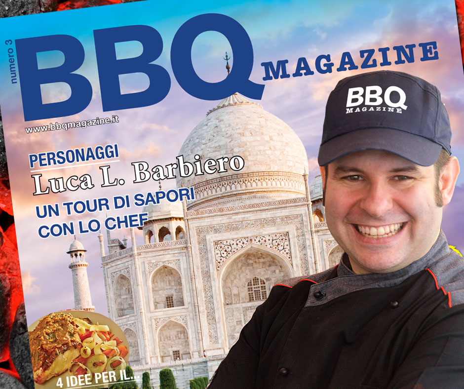 Luca L. Barbiero, professional chef