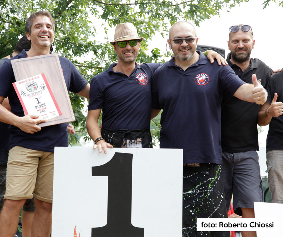 Categoria Fish, 1° Southern Barbecue