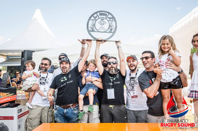 Smoking Bad Bbq Team - Grand Champion