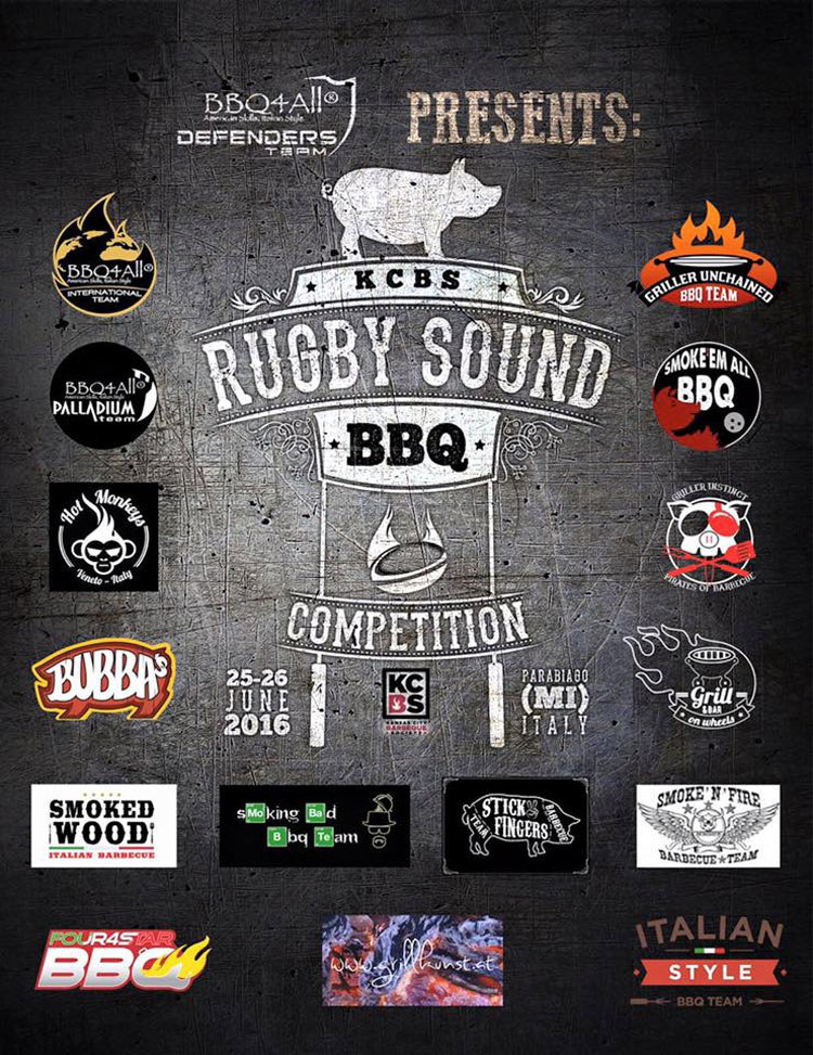 Rugby Sound BBQ Competition