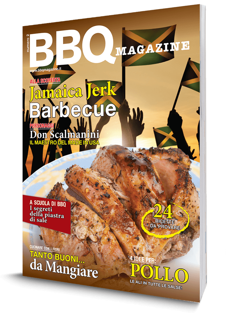 BBQ Magazine - Jamaica Jerk Barbecue