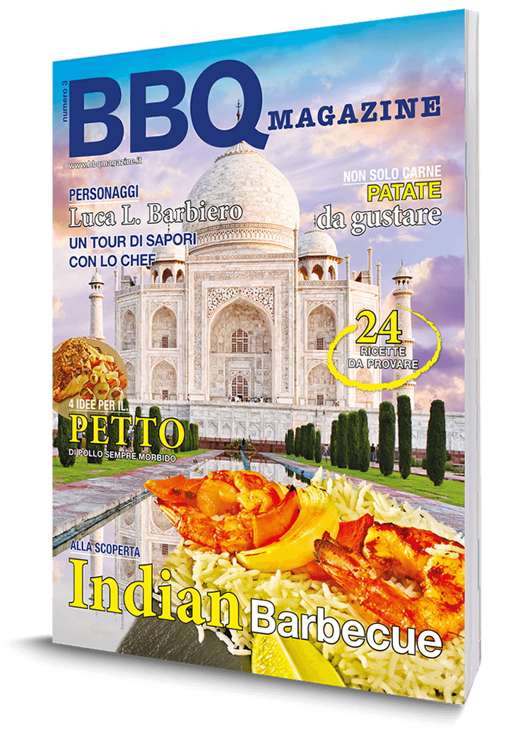 BBQ Magazine - Indian Barbecue
