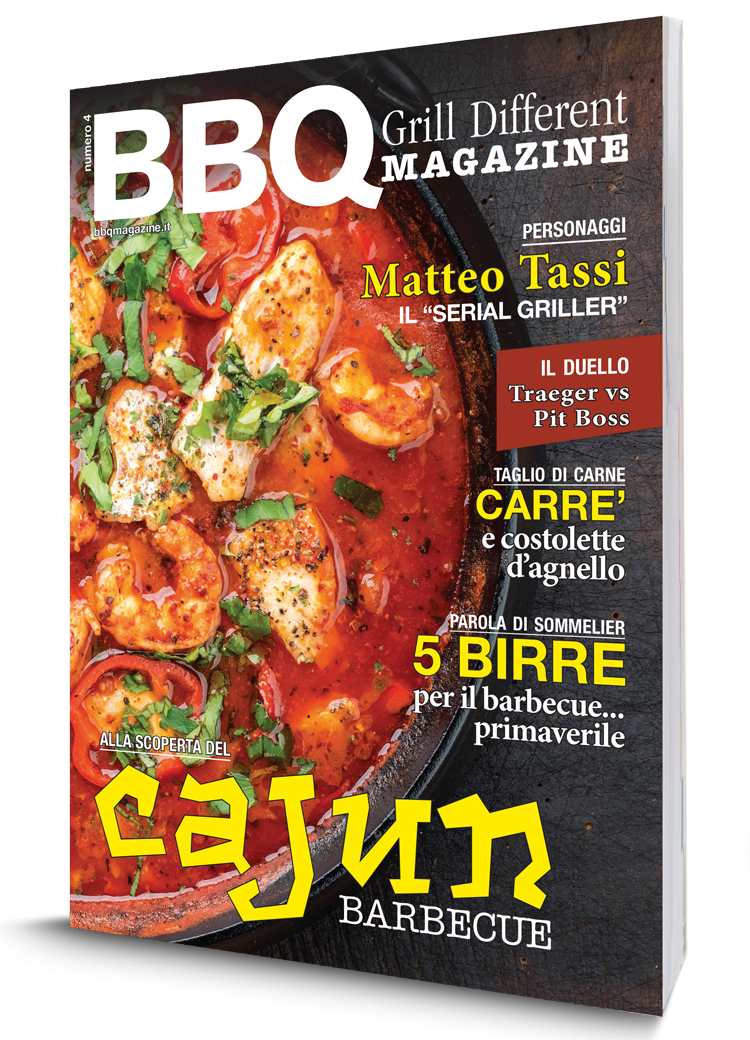 BBQ Magazine - Cajun Barbecue
