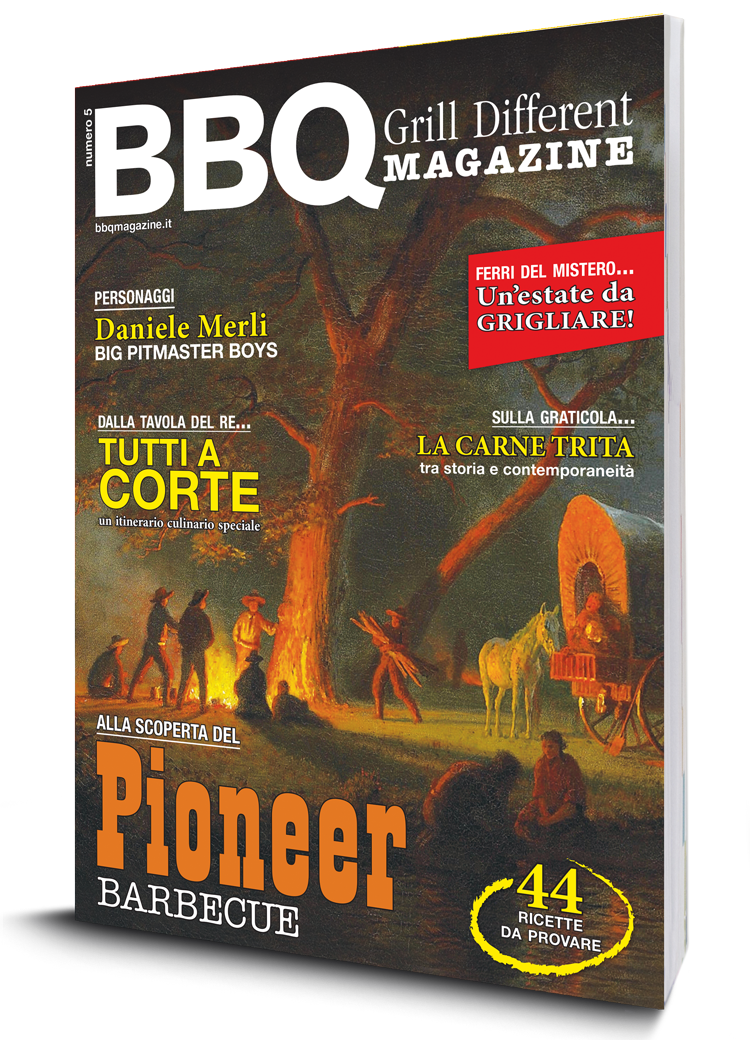 BBQ Magazine - Pioneer Barbecue