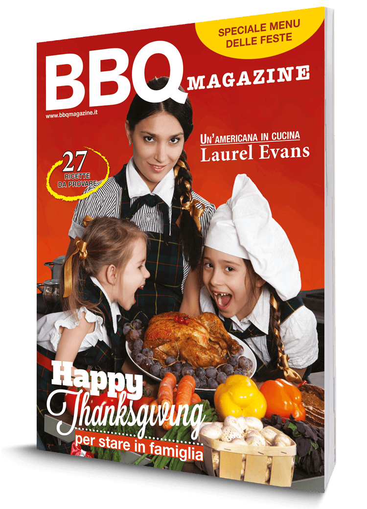 BBQ Magazine - Speciale Thanksgiving